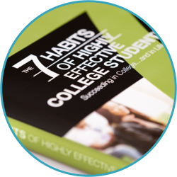 A student success course based on Stephen R. Covey's monumental best-seller, The 7 Habits of Highly Effective People.