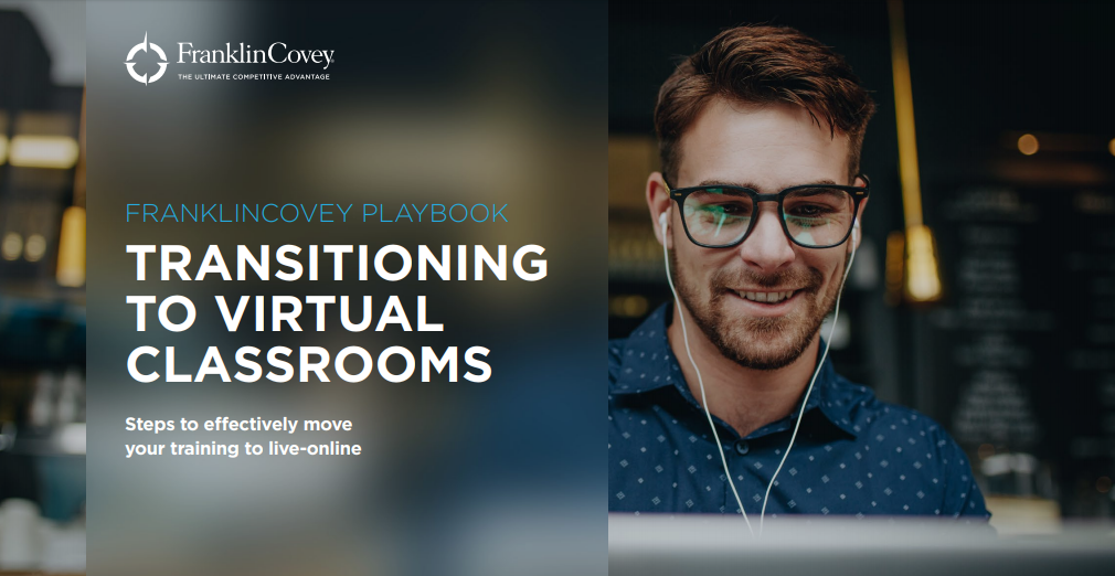 Playbook: Transitioning to Virtual Classrooms