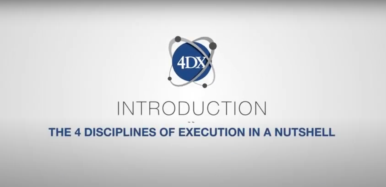 Video: Leverage Four Principles to Execute in Times of Change
