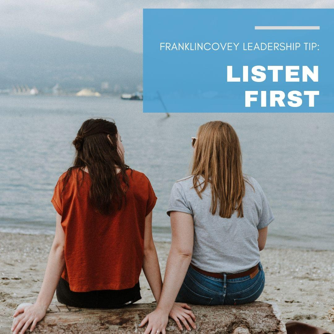 Leadership Tip: