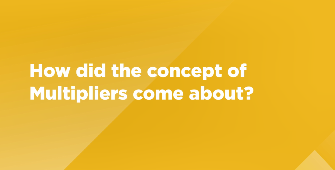 Video: How did the concept of Multipliers come about?