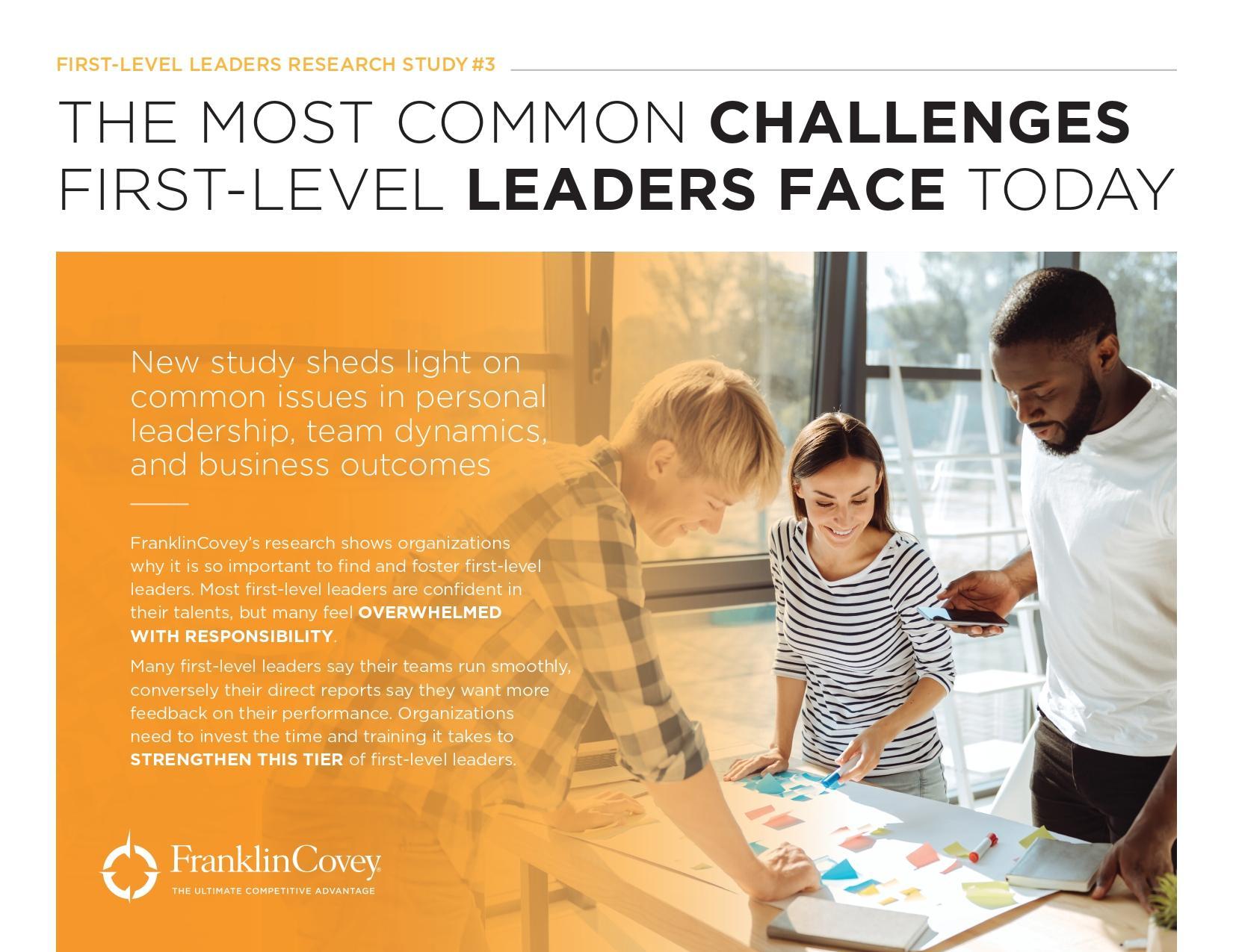 Whitepaper: The Leadership Challenge Report